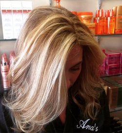Best Hair Color Services in El Paso | Ana\'s Hair Salon